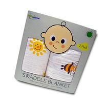 Beautifully Made Baby Swaddle Blankets By LittlesPlanet: