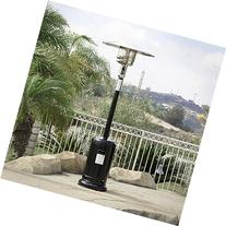 Belleze 48,000BTU Patio Heater, Propane Gas, Auto Tilt