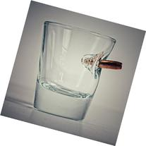 The Original BenShot Shot Glass with Real 0.308 Bullet MADE