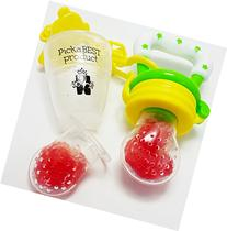 PickaBEST Product Baby Fresh Food Feeder Nibbler Soother