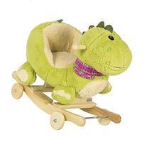 Best Choice Products Kids Dragon Animal Rocker W/ Wheels