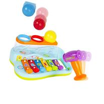 Best Choice Products Kids Musical Rainbow Xylophone Piano