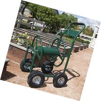 Best Choice Products Water Hose Reel Cart 300 FT Outdoor