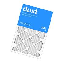 Best for Dust Control - AiRx Dust 16x25x1 Furnace Filters