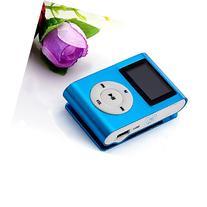 Bestpriceam® Metal Clip Digital MP3 Player LCD Screen for 2