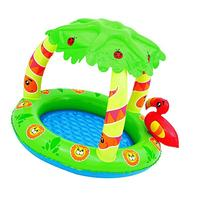 H2OGO! Friendly Jungle Baby Play Pool
