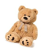 "Big Teddy Bear 28"" - Tan"