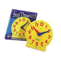 Big Time Learning Clocks 12-Hour Demonstration Clock for