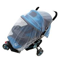 BinmerSafe Baby Carriage Insect Full Cover Mosquito Net Baby