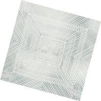 "Bird's Eye View Clear/Etched Window Deflector 4"" X 4"