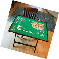 Bits and Pieces - Foldaway Jigsaw Puzzle Table - Set Up