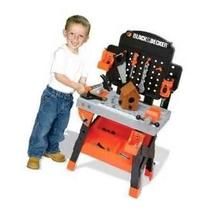 Black & Decker Junior Carpenter Workbench 96 Pieces Tools