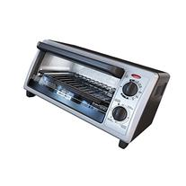 Black & Decker Toaster Oven/Broiler 4 Slice, 9 In. Pizza