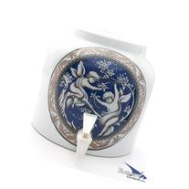 Bluewave Blue Angels Design Beverage Dispenser Crock