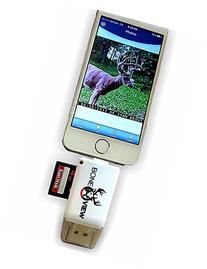 BoneView Trail and Game Camera Viewer SD Memory Card Reader