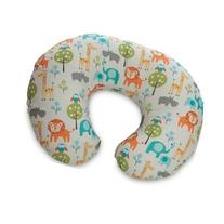 Boppy Slipcovered Nursing Pillow - Peaceful Jungle