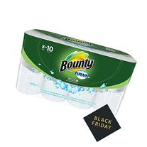 Bounty White Paper Towels with Dawn Detergent