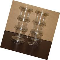 Box of 300 - 5 ounce Dessert Cups / Clear Hard Plastic