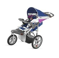 Brand New For Baby InSTEP Grand Safari Swivel Wheel Jogger