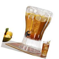 Buddeez Unbreakable 3-1/2-Gallon Beverage Dispenser with