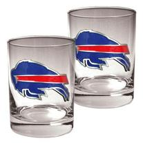 Buffalo Bills Rock Glass Set of Two