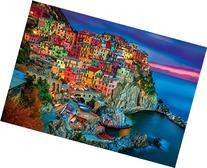 Buffalo Games 2000 piece:  Cinque Terre - 2000 Piece Jigsaw