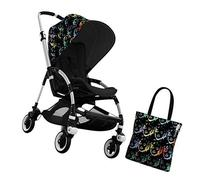Bugaboo Bee3 Accessory Pack - Andy Warhol Marilyn/Black