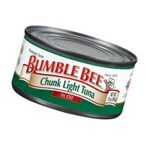 Bumble Bee: Chunk Light In Oil Tuna, 12 Oz