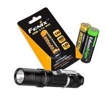 Bundle with Fenix LD09 2015 220 Lumen LED tactical
