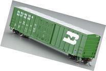 "Burlington Northern ACF 50' - 6"" Outside Braced Sliding Door"