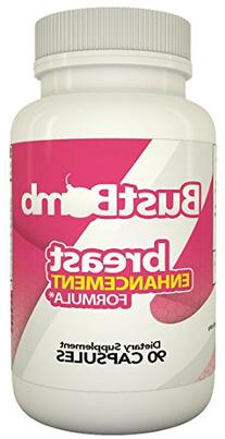 BustBomb - Top Rated Breast Enlargement, Bust Enhancement,