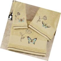 """""""Butterfly Bliss"""" Bathroom Shower Collection - 1-Piece"""