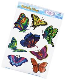 Butterfly Clings Party Accessory
