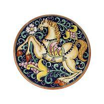 CERAMICHE D'ARTE PARRINI - Italian Ceramic Art Pottery Plate