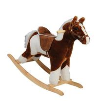 CP Toys by Constructive Playthings - Plush Rocking Horse