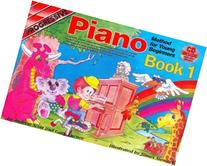 CP18326 - Progressive Piano Method for Young Beginners: Book