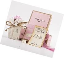 CUSTOM Will you be My Bridesmaid Gift Message in a Bottle,