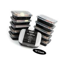 California Home Goods 1 Compartment Reusable Food Storage