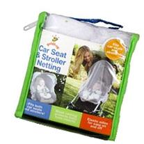 Car Seat & Stroller Netting - Protect Baby From Insects, 1