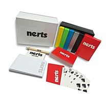 Legacy Toys Nerts Card Game Box Set,  6 Decks of Standard