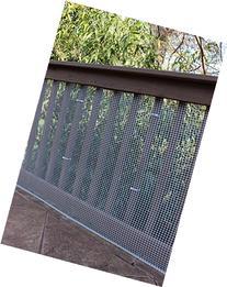 Cardinal Gates Heavy-Duty Outdoor Deck Netting, Neutral,  15