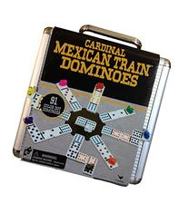 Cardinal's Mexican Train Domino Game by Cardinal Industries