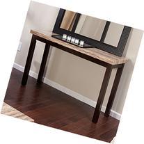 Carmine Console Table
