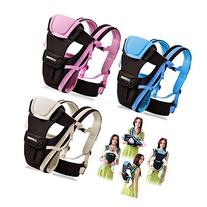 CdyBox Adjustable 4 Positions Carrier 3d Backpack Pouch Bag