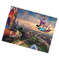 Ceaco Thomas Kinkade - Disney Dreams Collection - Aladdin