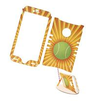 Cell Armor - Rocker Series Snap-On Protector Case for Apple