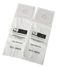 Cen-Tec Systems 55321A HEPA Central 2-Pack Vacuum Bags for