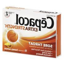 Cepacol - Extra Strength Lozenges, Honey Lemon, 16 Lozenges