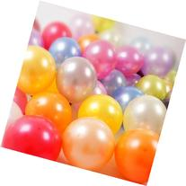 "Charmed 11"" Assorted Pearlized color balloons 144pk"