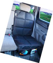 Cheekie Monkie Super Seat Saver Mat, Auto Seat Protector
